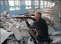 В Назрани неизвестные расстреляли военный УАЗ