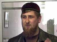 Рамзан Кадыров - почетный академик естественных наук РАН