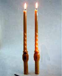 Cломанная свеча определила судьбу