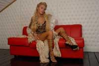 Российский «ангел» очаровал голливудскую звезду