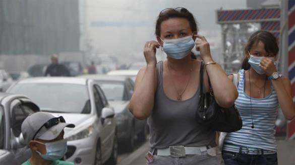 ВОЗ: Девять из десяти жителей Земли дышат загрязненным воздухом