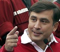Саакашвили дал для вступления Грузии в НАТО два года