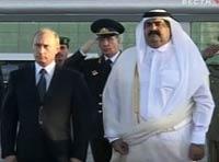 Путин и эмир Катара обсудят Ирак и иранскую ядерную программу