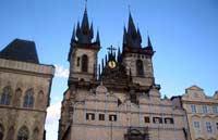 На пути в Чехию
