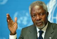 Генсек ООН призвал создать в Ираке правительство национального