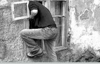 Не приглашайте в гости «домушника»