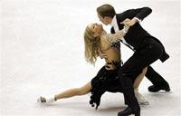 Навка и Костомаров всё-таки докатались до золота (фото)