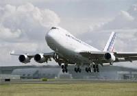 Авиакомпания дарит клиентам бесплатные полеты