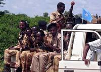 Эфиопия начала войну с Сомали