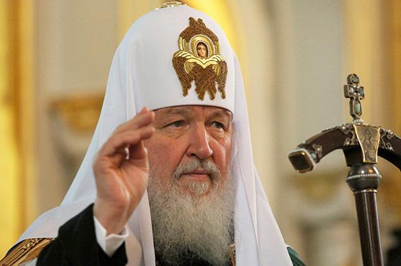Патриарх: Христиане не должны идти на поводу у общественных вкусов