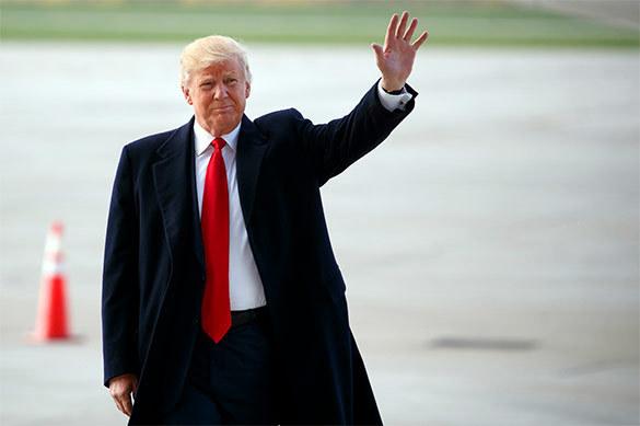 Трамп польщен званием
