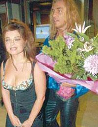 Наташа Королева: За Сергея могу и в морду дать!