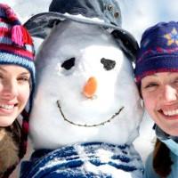 Погода на горнолыжных курортах: снег есть!