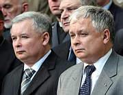 Братья Качиньские не думают об отставке правительства