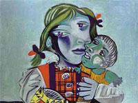 У внучки Пикассо украли картины деда