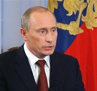 Путин требует от офицеров серьёзной борьбы с