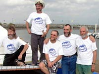 Россияне покорили на надувном паруснике Индийский океан