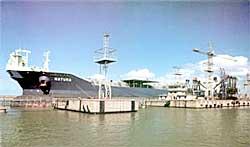 Порт в Винтспелсе