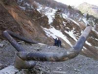Взрыв грузинского газопровода – дело рук чеченских боевиков?