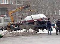 За неправильную парковку предлагают повысить штрафы