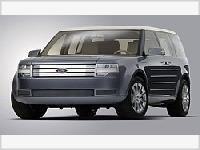 Новый Ford Fairlane выйдет в 2008 году