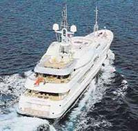 Михаилу Прохорову оказалось тесно на борту яхты Solemar