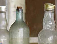 Жители Бухолово проложили за границу спиртопровод