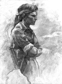Максим Миронов в Чечне