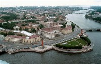 В Петербурге началось прощание с императрицей