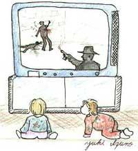 Жертвы экрана: «Телепузики» сражаются с детьми