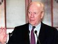 В США умер единственный неизбранный президент