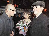 с Егором Бероевым