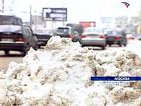 В Москве снега может выпасть до 14 см