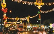 Индия готовится к Фестивалю огней