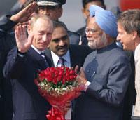 Партнерство России и Индии укрепляет стабильность в Азии