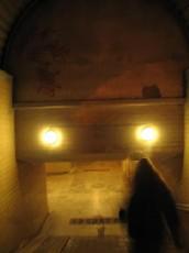 Кое-кто уверяет, что видел в метро призрака
