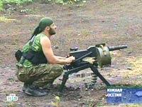 Грузинский спецназ взял в заложники мирных осетин?