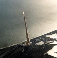В КНДР произведен запуск очередной ракеты. Седьмой