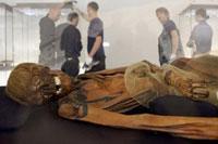 Алтайская мумия белокурого мужчины. Ок. 5-2 вв. до н.э.