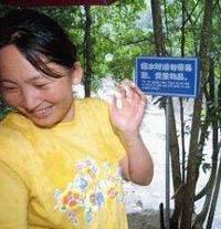 Голых китайцев потянуло на природу