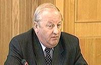 Россель в четвертый раз утвержден на посту губернатора