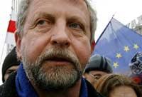 За организацию незаконного митинга Милинкевича посадили на 15