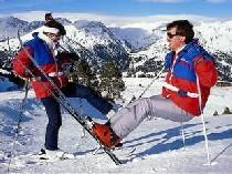 Погода опять не радует горнолыжников в Европе