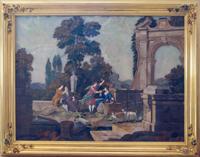 В Историческом музее выставят мозаику из Янтарной комнаты