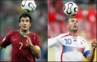 Франция - Португалия: