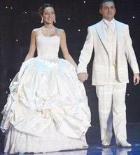 Самые знаменитые свадьбы уходящего года
