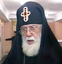 Москву посетил грузинский католикос-патриарх с делегацией