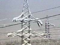 Половина Грузии сидит без света из-за сильного ветра