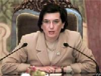 Бурджанадзе заявила о миролюбии Грузии