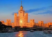 Речные трамваи по Москве-реке пойдут 10 апреля